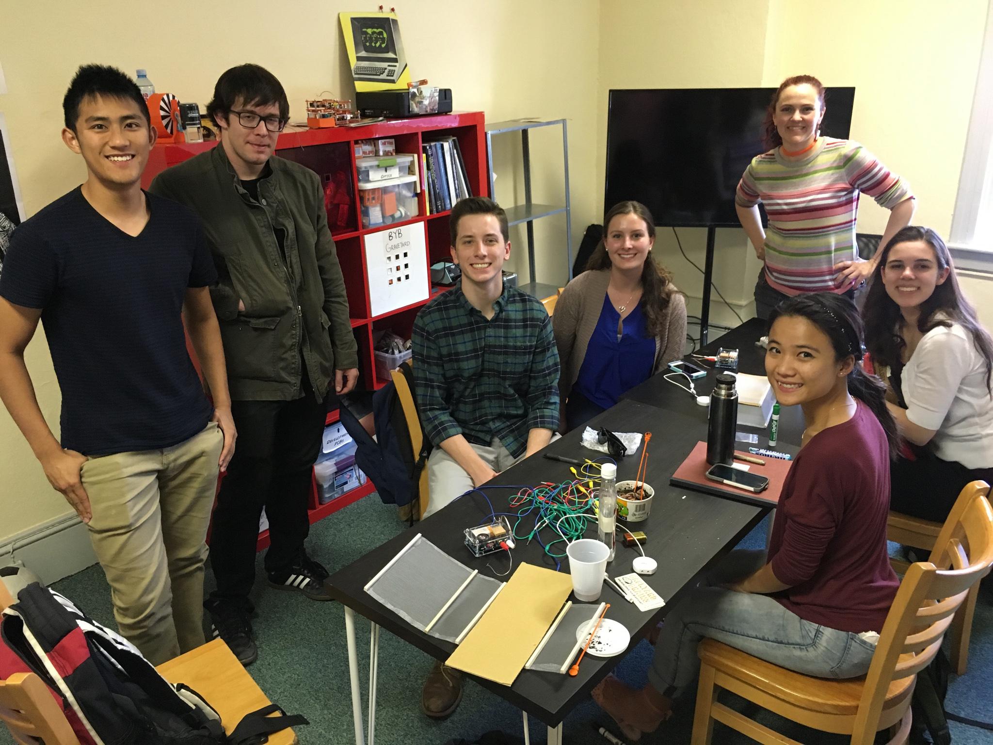backyard brains internship fellowship 2017