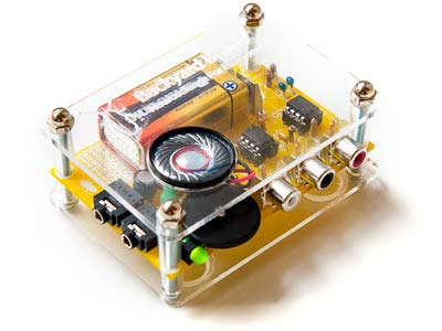 The EMG SpikerBox