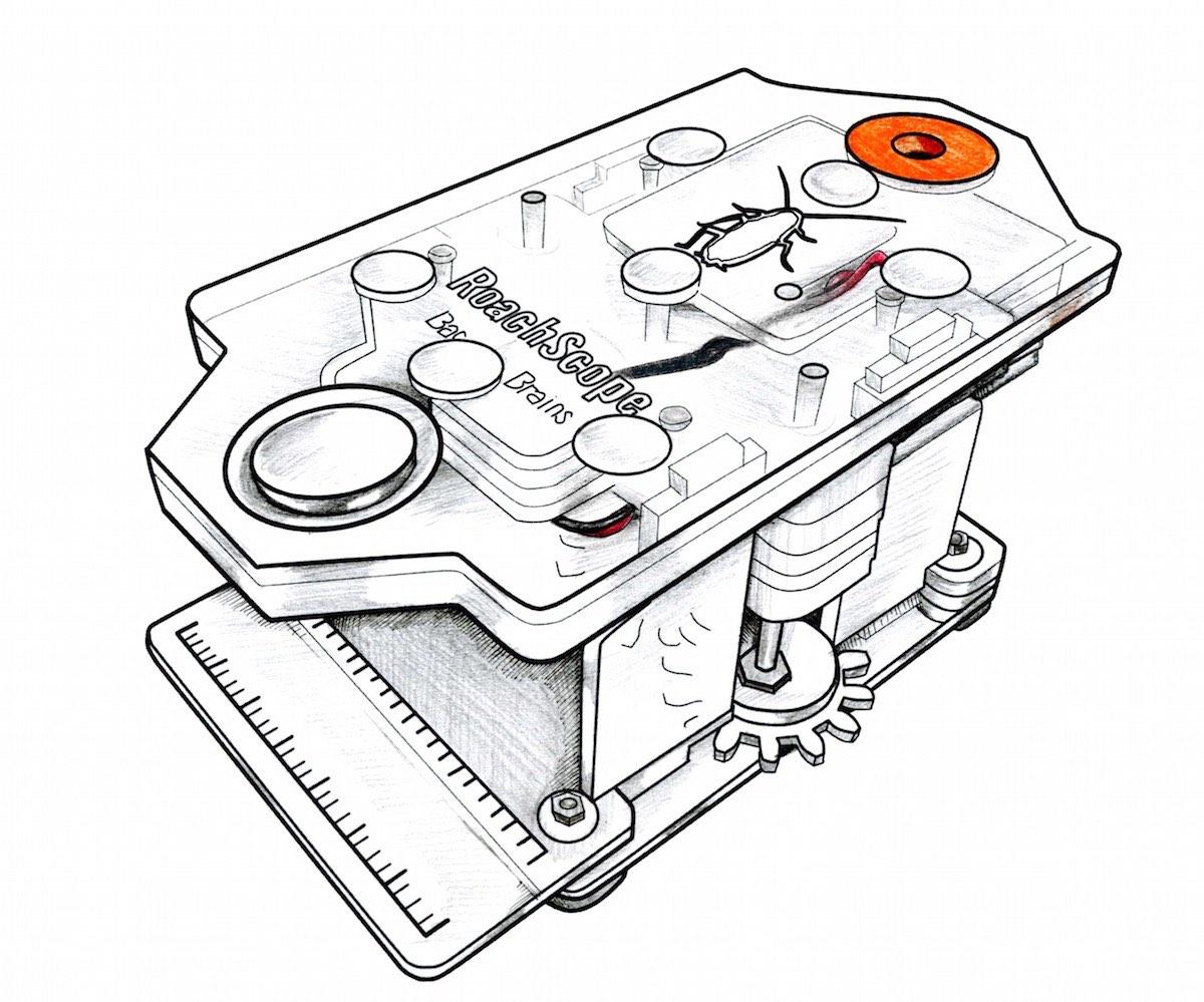 byb high power roachscope